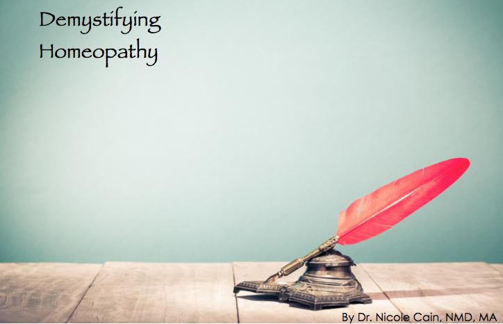 Homeopathy Basics and Model of Disease